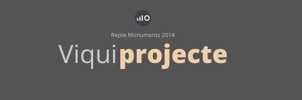 Viquiprojecte: Repte Monuments 2014