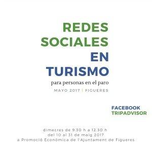 Curso de redes sociales sector turismo, para personas en el paro.