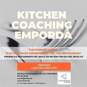 Kitchen Coaching Empordà, marketing digital para restaurantes del Empordà